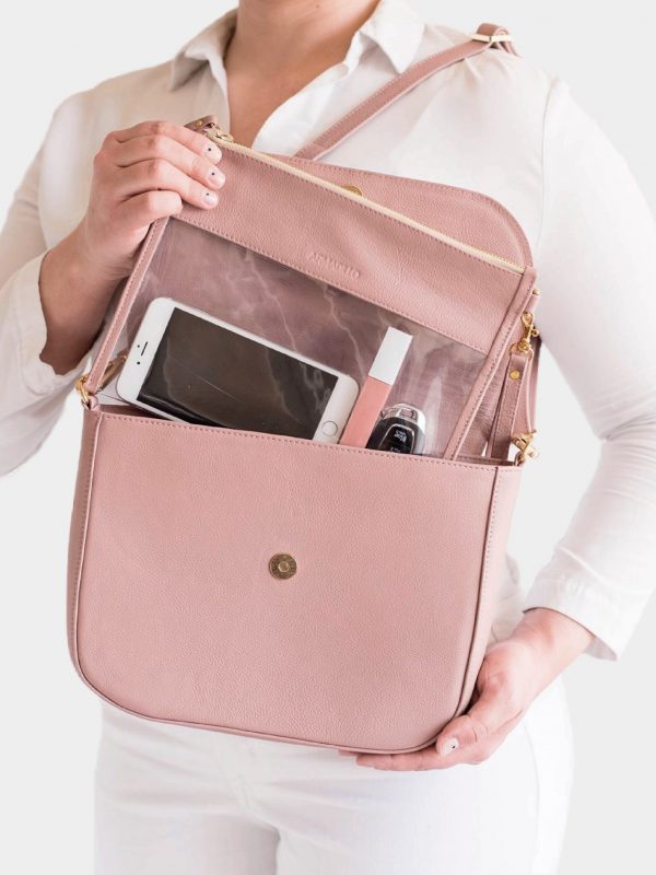armadillo-leather-handbags-totes-wallets-clutches-backpack-small-leather-goods-accessories-office-travel-gifts-in-canada-crossbody-purse-pink-mauve-dusty-pink-rose-clear-clutch-set