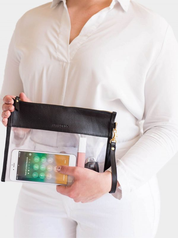 armadillo-leather-handbags-totes-wallets-clutches-backpack-small-leather-goods-accessories-office-travel-gifts-in-canada-nona-black-crossbody-clear-clutch-vinyl