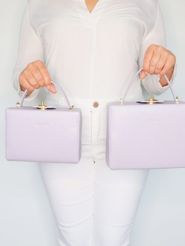 briefcase_box_bag_light_grey_mint_LILAC_grace_kelly_