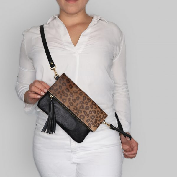 Animal_Print_Clutch_Cheetah_leather_tassel_01