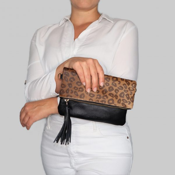 Animal_Print_Clutch_Cheetah_leather_tassel_03